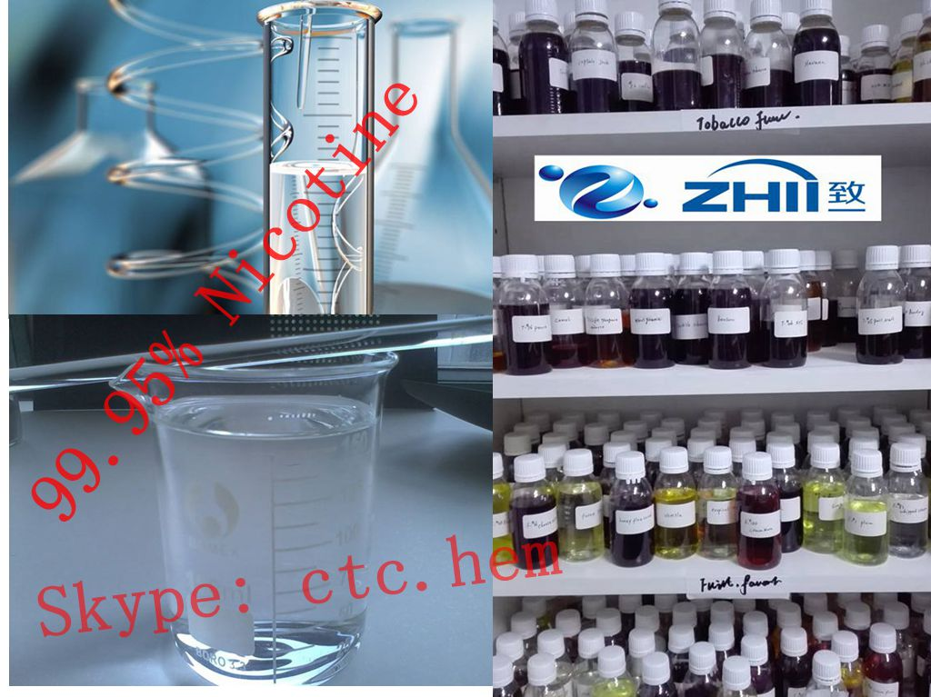 1.15L/bottle Pure Nicotine Liquid, high quality