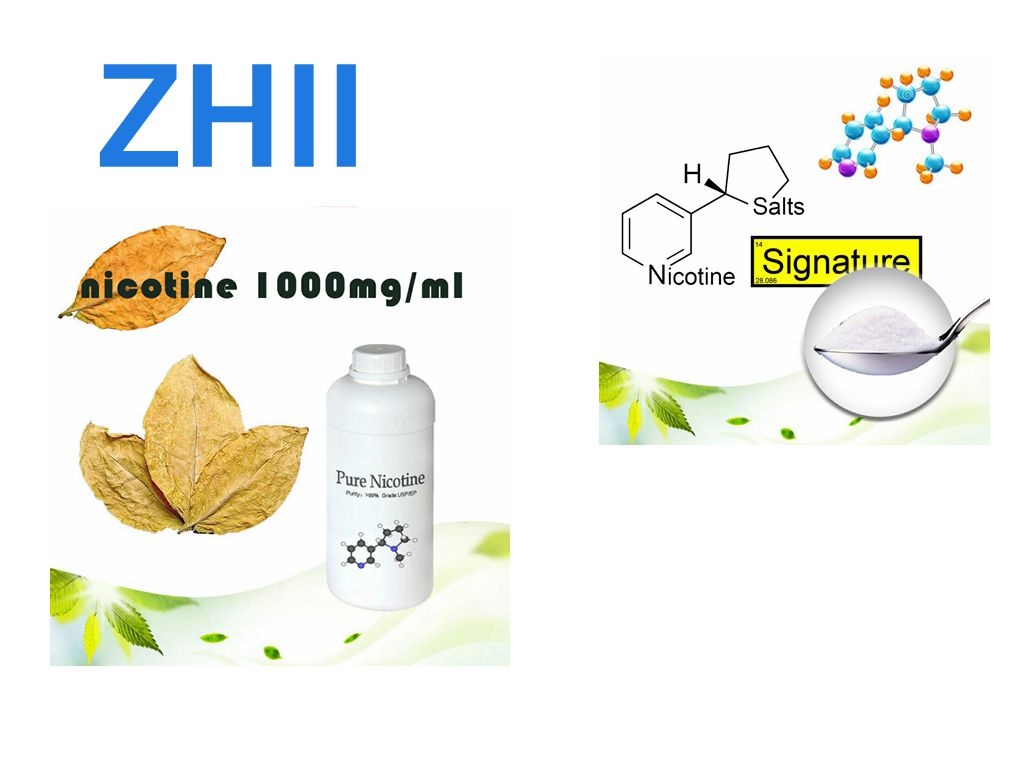 we are the best seller of nicotine salt
