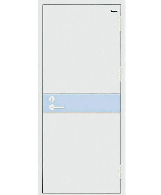 BS EN1634-1 standard Fire Door