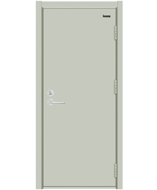 EN1634-1 standard fire rated flush door