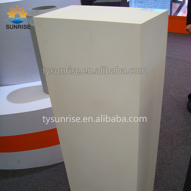 Stainless Steel Melting Furnace Use Corundum Block