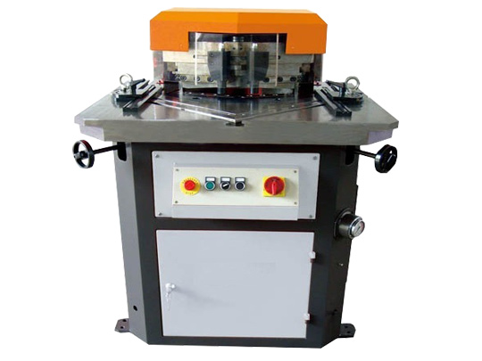 Variable Angle Notching Machine