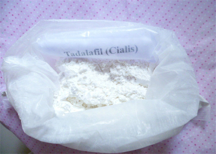 Tadalafil (Cialis) treat male erectile dysfunction