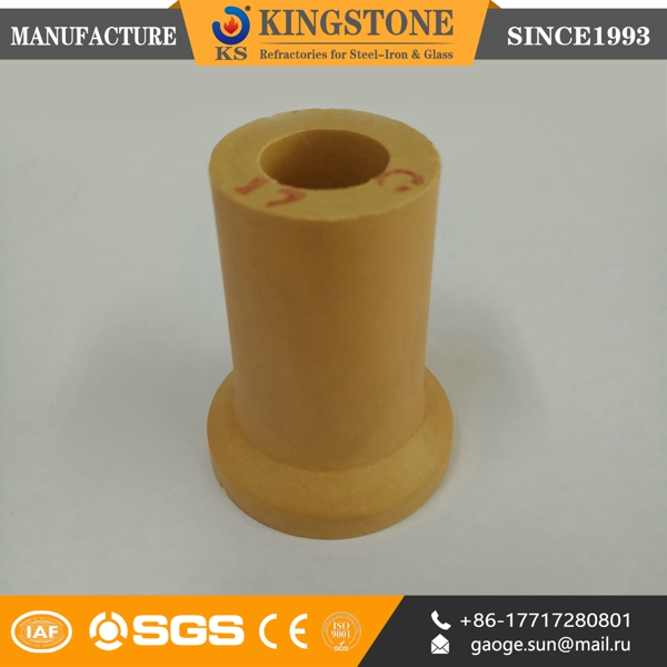 kingstone zirconia core for tundish nozzle