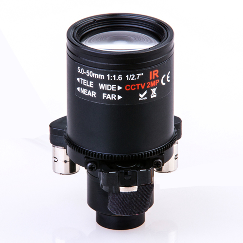YTOT all glass day & night motorized zoom CCTV lens