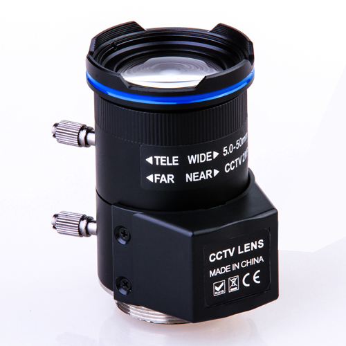 China manufacturer YTOT CS manual vari-focal CCTV lens