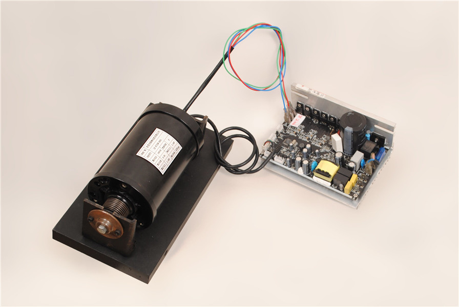 Competitive Price Powerful Brushless 05HP 120V Treadmill DC Motor