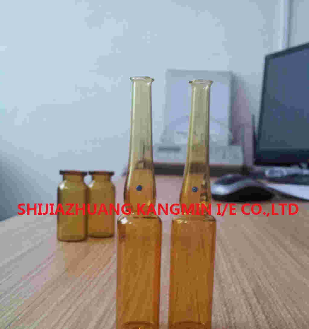 pharmaceutical glass bottle