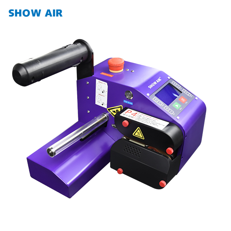 Office type air cushion machine