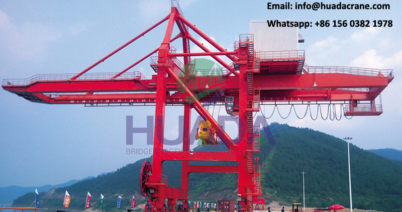 Heavy duty easy maintenance 100ton to 800ton boat lifting gantry crane