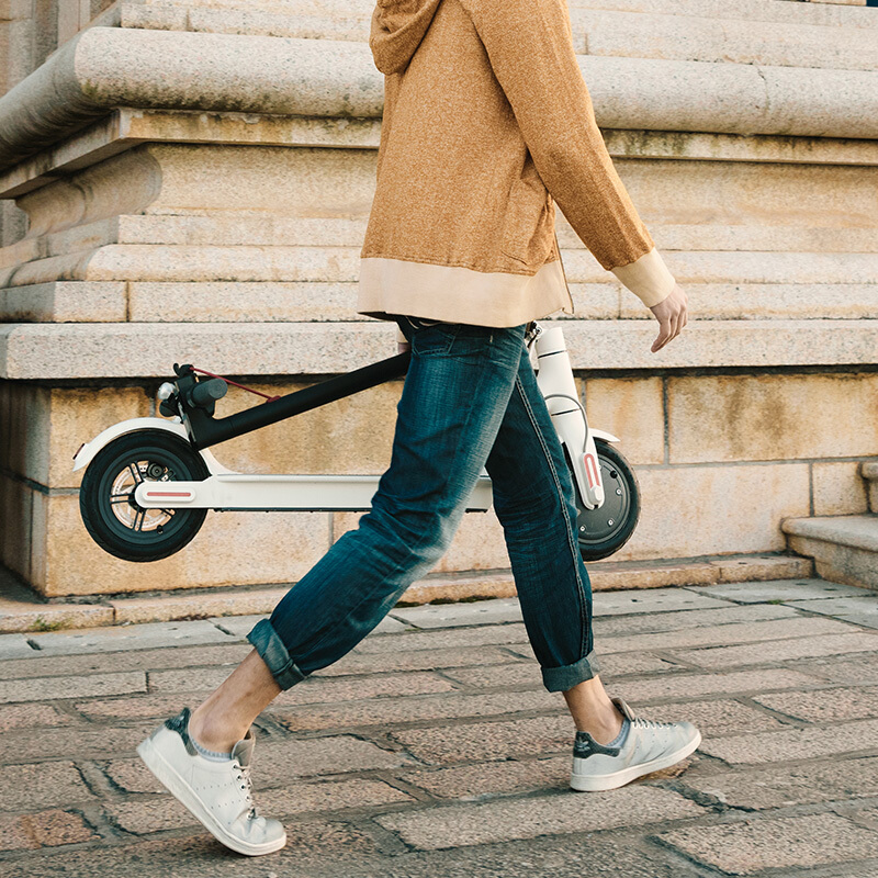 8.5-inch 2-wheel Aluminum Alloy Electric Scooter, CE, FCC and ROHS Certified