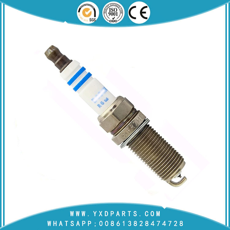 Iridium Spark Plugs 30751805 For Bosch VOLVO V70/XC70/S80