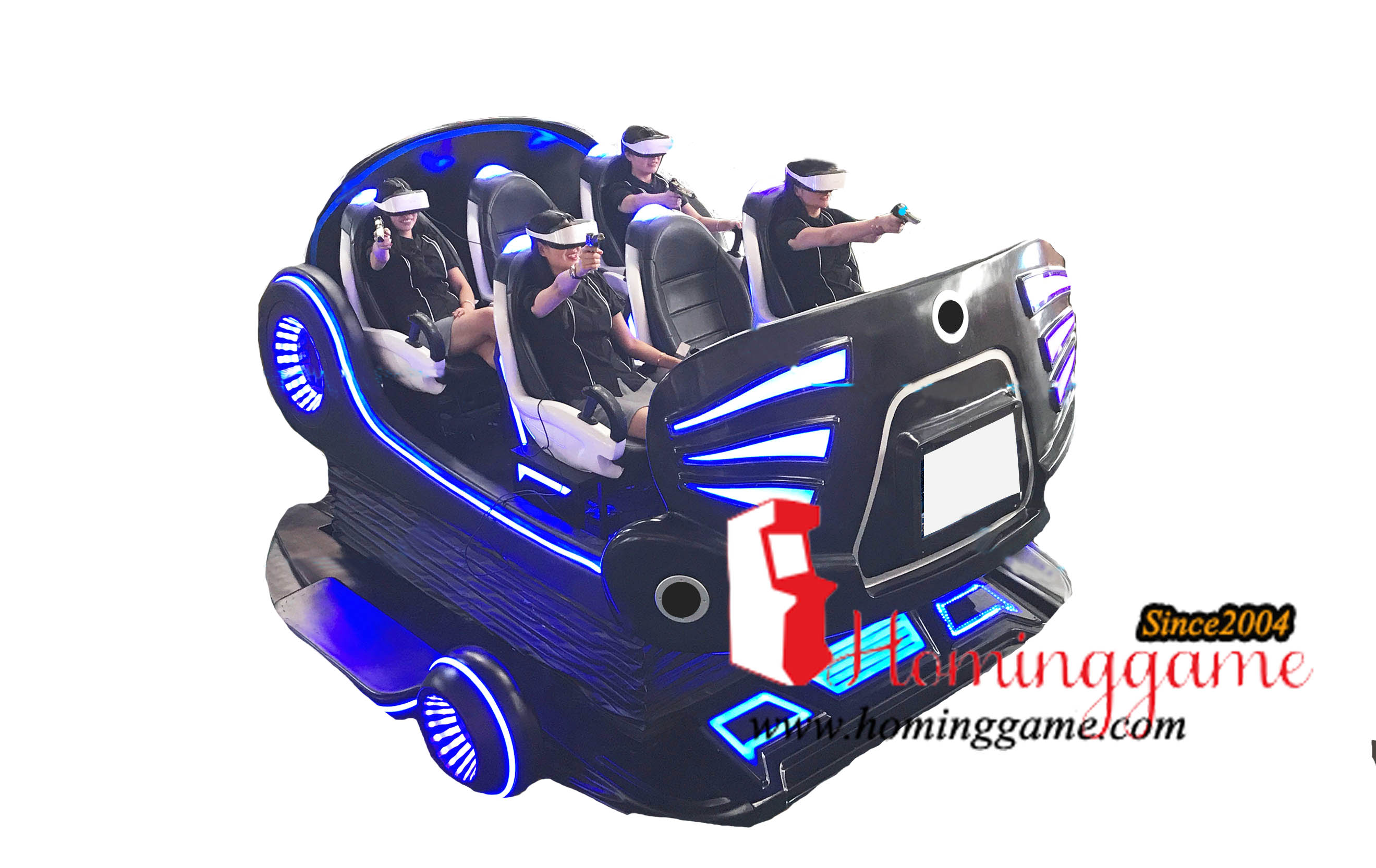 2018 Hot 6 Seats 9D VR Cineam Theater|6 Seat 9D VR Cinema|9D VR Game