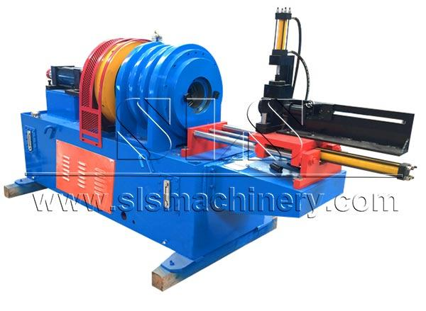 Semi Automatic Pipe Embossing Machine