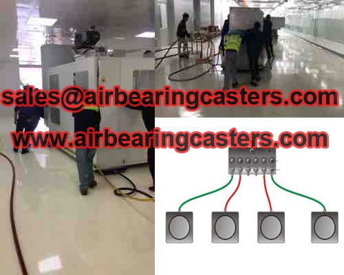 Air bearing movers pictures