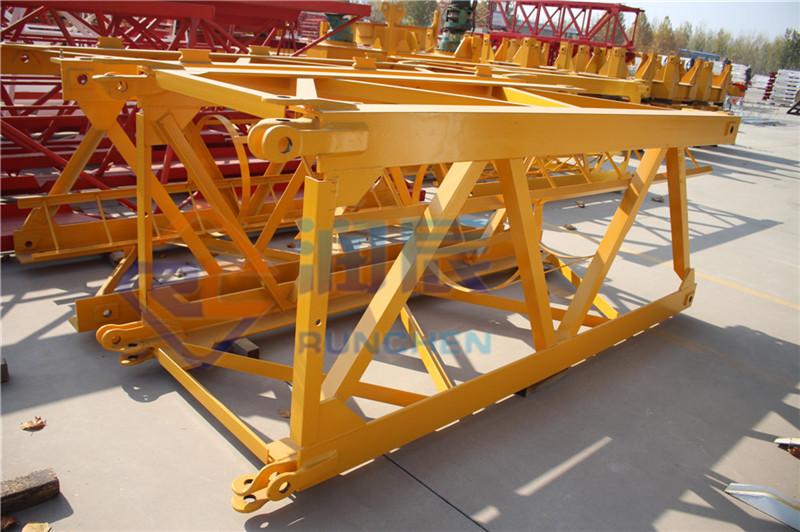 RCD4522-8 Luffting Tower Crane Quick Details