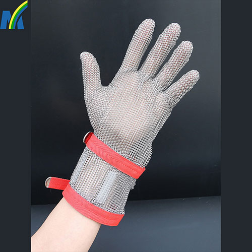 Stainless Steel Chain Mail Gloves Made in China