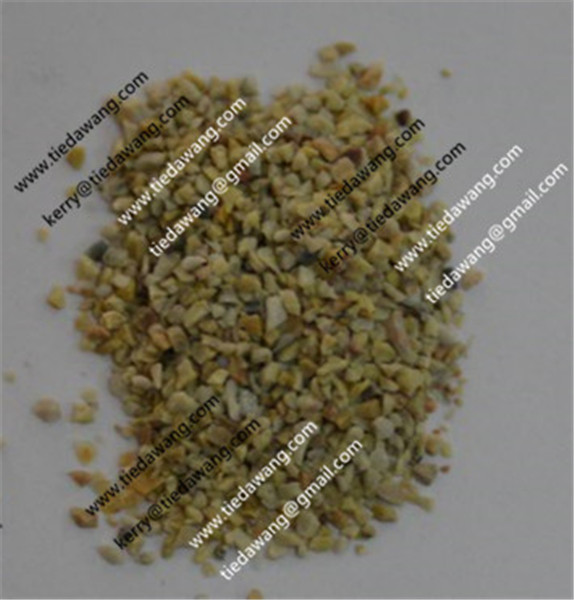 unexpanded perlite ore used to purifying molten iron steel