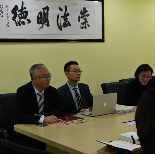 Latest news about chinese lawyer for you at there