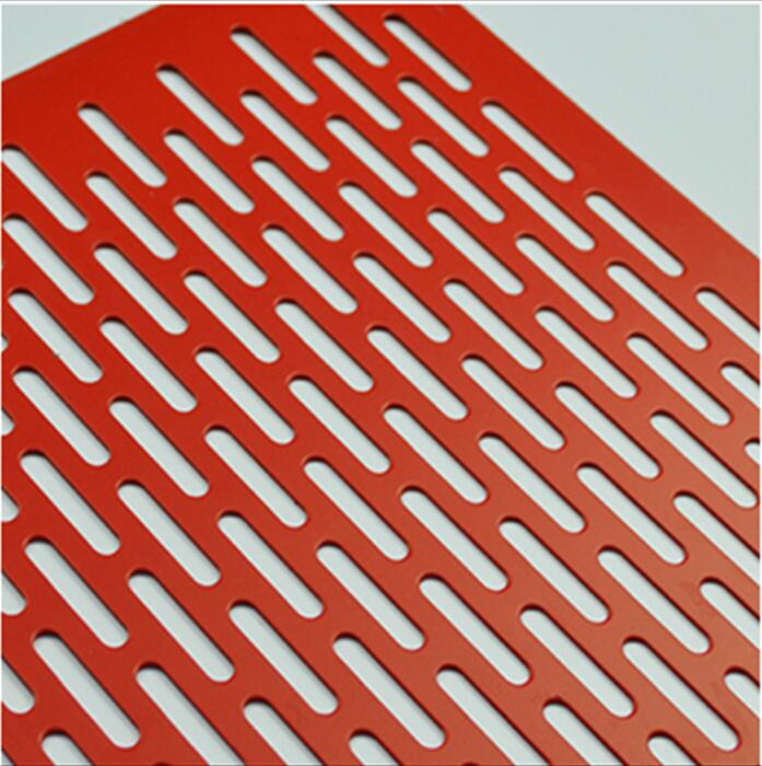 Slotted Hole Perforated Meatl Mesh