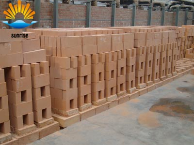 Application of Lightweight Clay Brick in Industrial Furnace