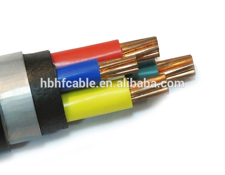 High Quality Pvc Insulated Pvc Sheathed Power Cable VV,VV22
