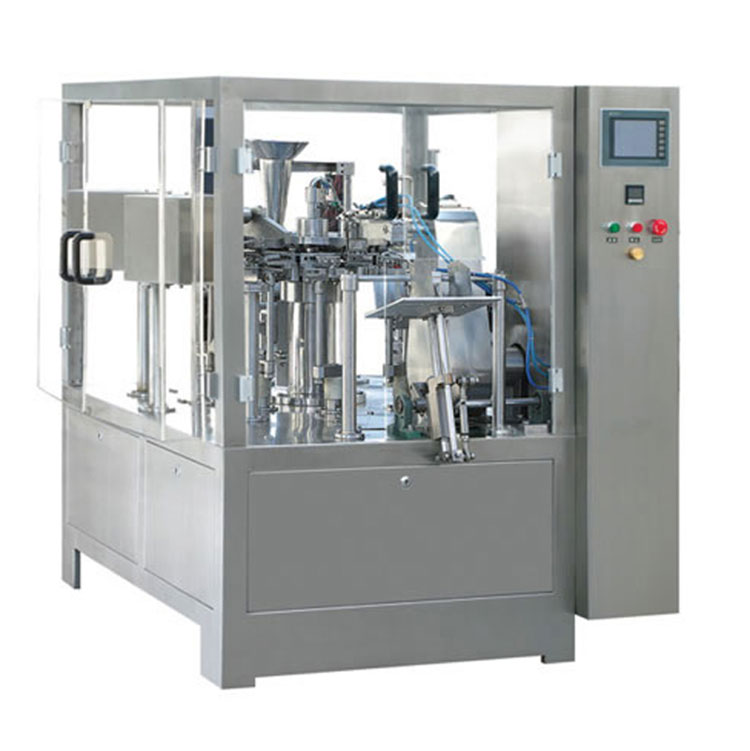 Shaped Bag Filling Sealing Machine