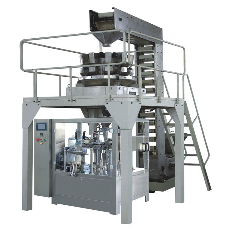 Solids Packaging Line