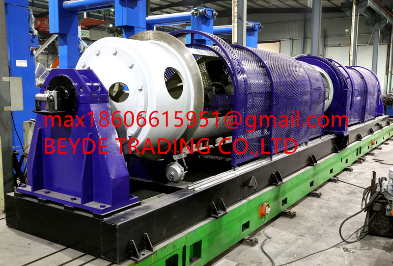 tubular type stranding machine electrical cable strander. cable making machine