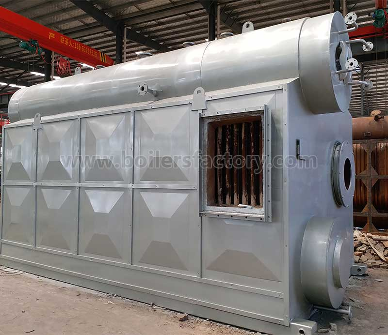 CSZS Double Drums Hot Water Boiler