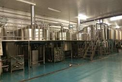30BBL 3-4 Vessel Brew House