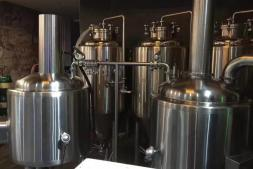 100L Brew House for Testing / Home Brewing