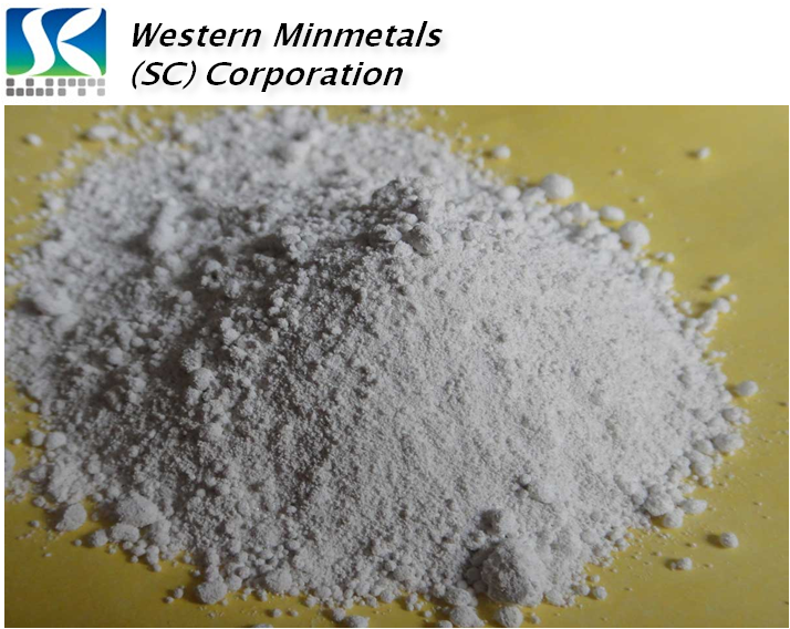 High Purity Tin Oxide at Western Minmetals
