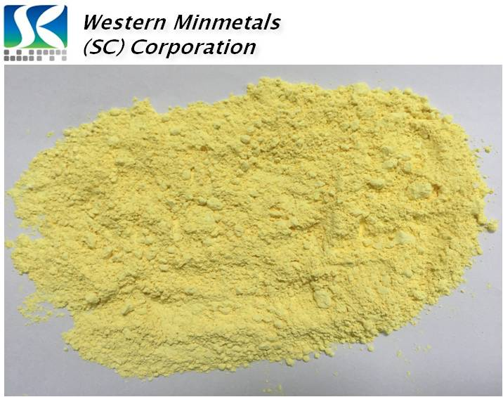High Purity Molybdenum Oxide MoO3≥99.95%
