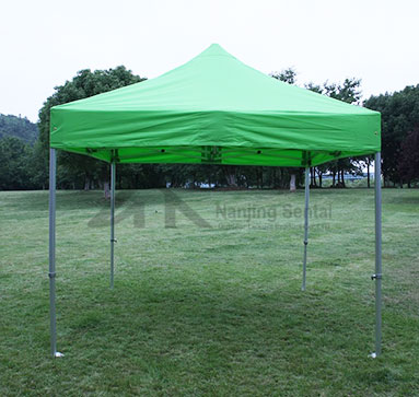 50mm HEX Folding Gazebo 3m x 3m