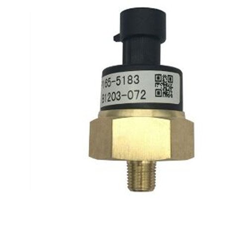 Oil Fuel Pressure Sensor Sender Switch Transducer P165-5183 P1655183 For MOD. RANGE With Pigtail Plug Wire Kit harness
