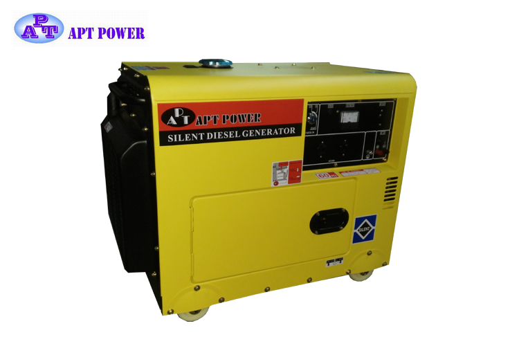 11kVA Silent Quanchai Diesel Generator with ISO Famous Chinese Brand for Diesel Generator