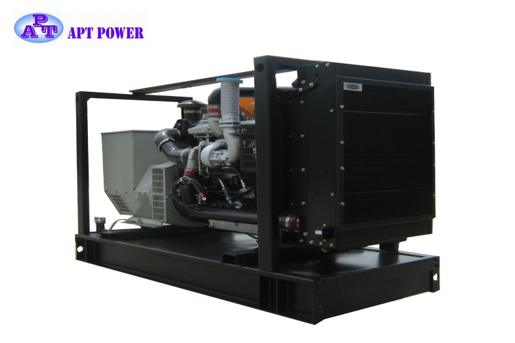 138kVA Lovol Diesel Generator Open Type/ Silent/ Super Slient Optional with ISO