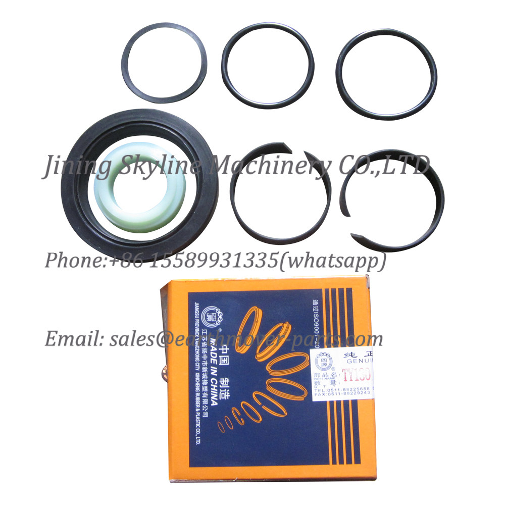 10y-40-12111 SHANTUI bulldozer recoil cylinder service kit