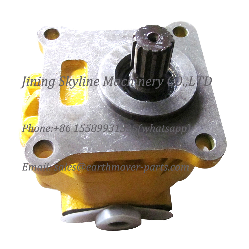 10Y-76-11000 SHANTUI SD13 bulldozer steering pump