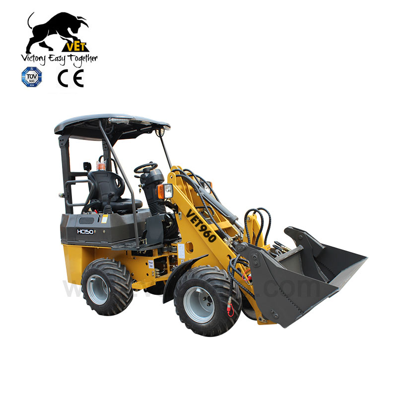 Wheel Loader VET 906