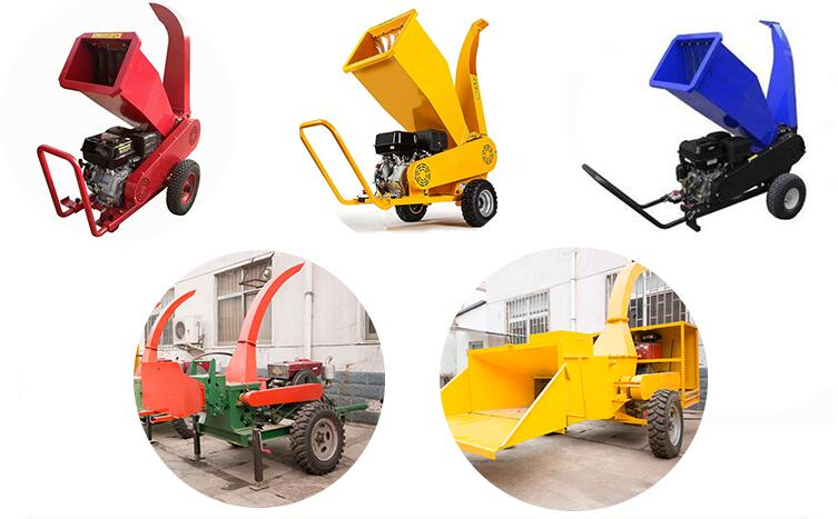 2018 wood chipper with good quality wholesale