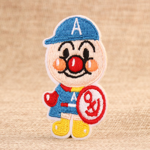 Super Mario Embroidered Patches