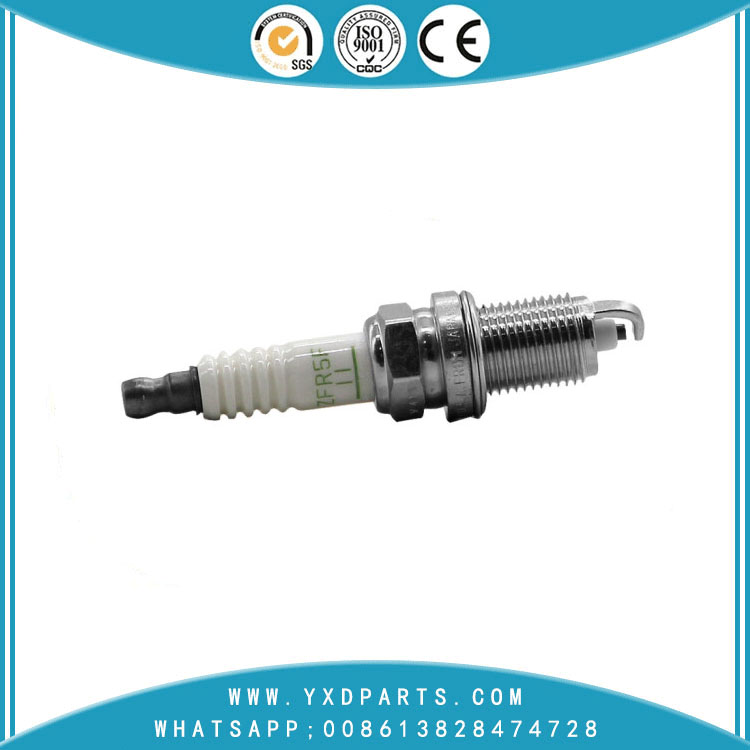 Manufacturer spark plug candle 18829-11050 ZFR5F-11 For NGK