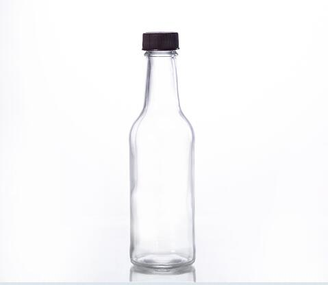 265ml woozy salad sauce glass bottle