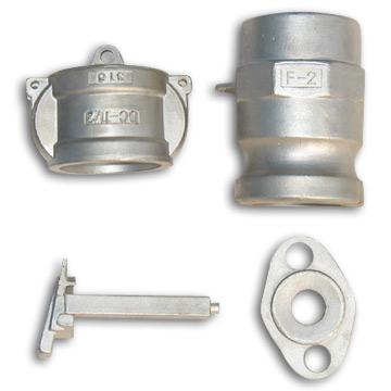 Stainless steel precision castings, investment castings