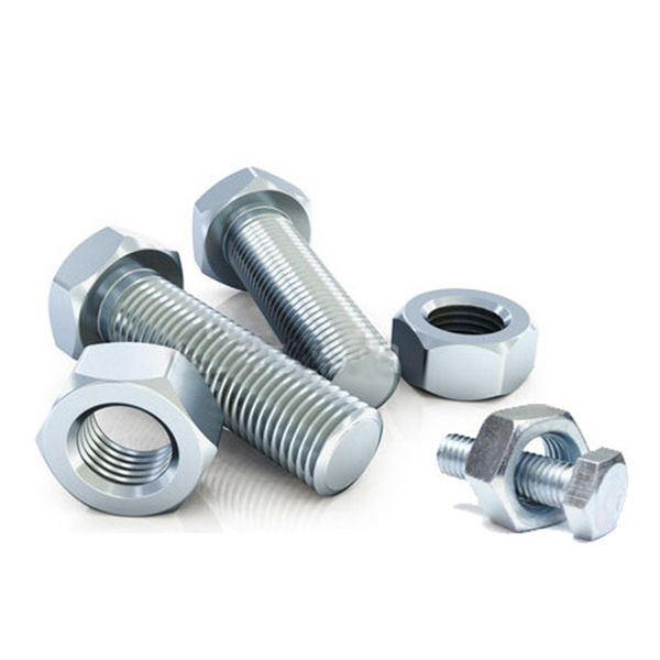 stainless steel fasteners, hex nut, steel bolts, lock washers