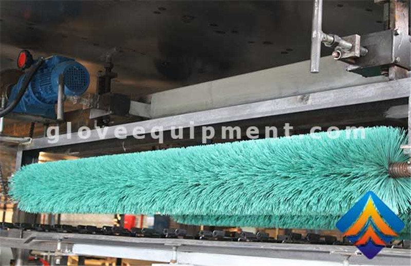 Gloves Pre-stripping Machine