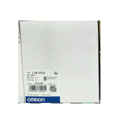 Omron CPU Module CJ2H-CPU64-EIP from Omron China
