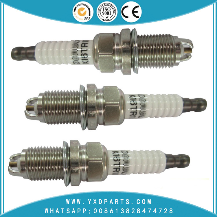 supplier spark plug 90919-01192 K16TR11 90919-01194 PK20TR11 for toyota parts hot sale